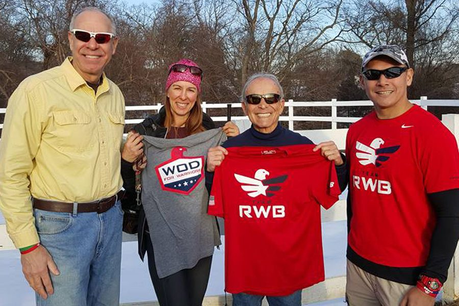 Veteran Relationships with Team RWB